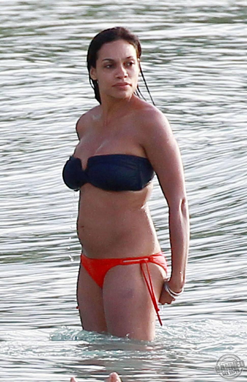 Rosario Dawson fully n... Rosario Dawson