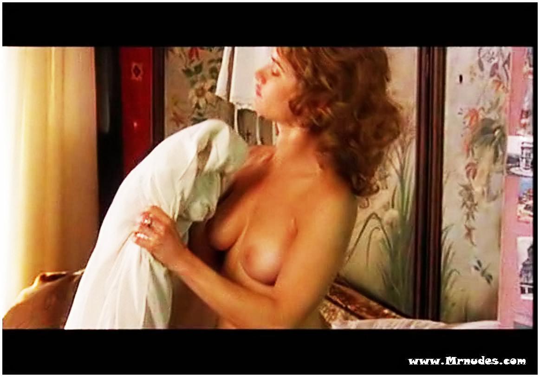 Girl naked bending oved