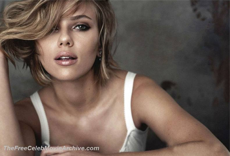 Scerlet Johansson Fully Nude